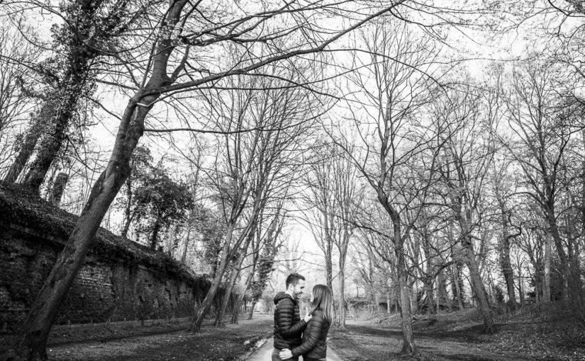 Séance Couple avec Léa & Matthieu